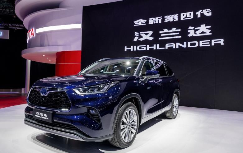 """全新第四代汉兰达重磅首发 再续""""豪华大7座SUV""""传奇"""