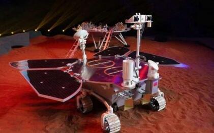 """""""火神""""登陆火星了!我国首辆火星车有名字了"""