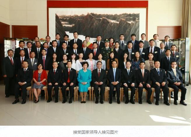 朱仲辉:中国最大家纺产业基地(中国叠石桥国际家纺产业园区)的缔造者、董事长