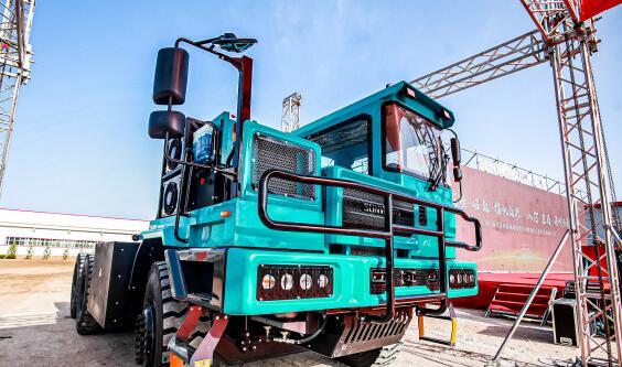 山河智能礦山裝備園落成 為鄂爾多斯礦山開采提供最優設備