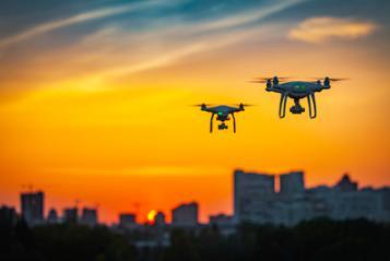 研究人员开发的机器视觉可支持自主无人机和机器人工作