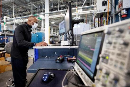 福特成立全球电池创新中心 加大动力电池自研技术