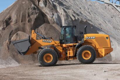 凯斯全线升级G系列轮式装载机 可以提高性能和生产率