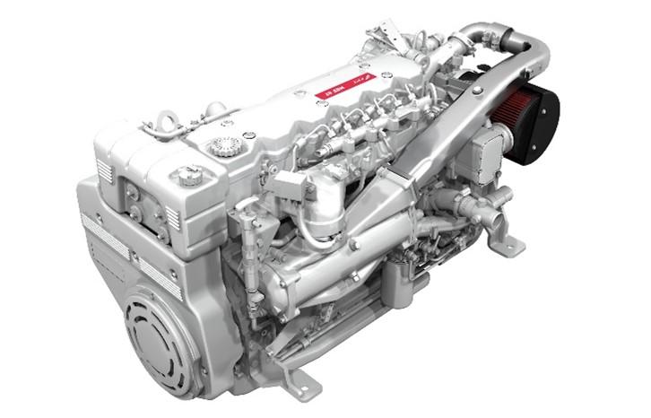 菲亚特动力科技发布 Stage V 船用发动机,推出一款龙骨冷却的全新型号