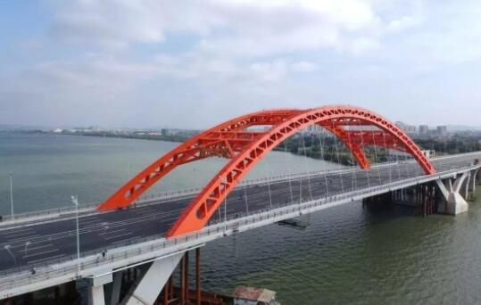 使用数字孪生技术进行桥梁定期检测 可节省大量时间和劳动成本
