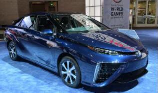 氢动力汽车的未来或许比电动汽车更加有潜力