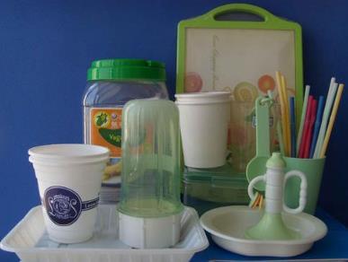 杭化院研发全生物降解塑料 6个月左右就可全部降解