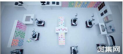 """联系晨星工业机器人化身""""多面手"""",展现工业机器人出色的多任务自主协同功能"""