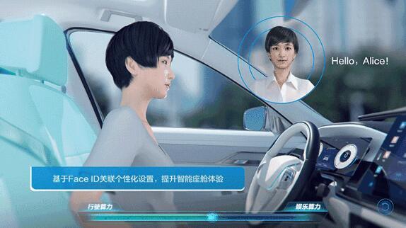 """华为智能座舱""""一芯多屏""""技术详细解读:人脸识别、主动式服务以及疲劳监测"""