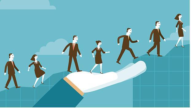 员工成功转行的6个步骤