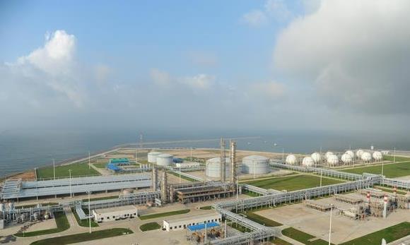 南海新气源登陆粤港澳大湾区 为绿色低碳发展新添气源