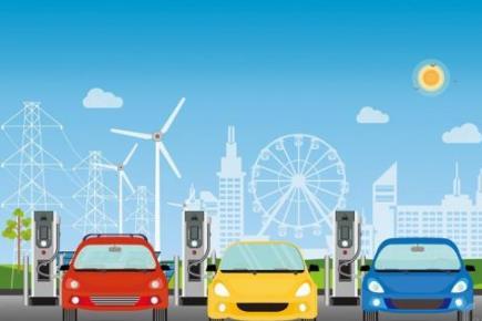 全球电动汽车行业展现强劲韧性 中国成销量增长主要市场