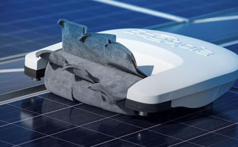 看看这些专门为太阳能行业服务的机器人