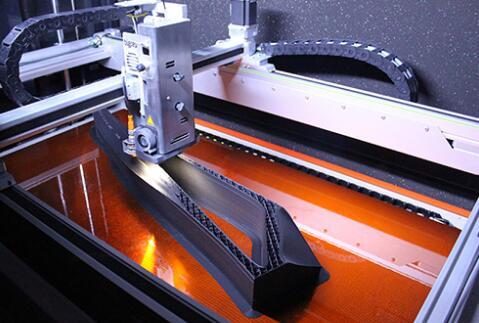 大幅面混凝土3D打印模板,具有高稳定性,低吸湿性和耐高温性