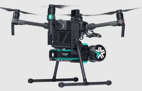 Exyn无人机达到4A级自主权,可以自动创建3D地图