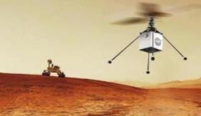 火星飞行器Ingenuity完成第三次飞行,飞行的立体视图被拍摄到