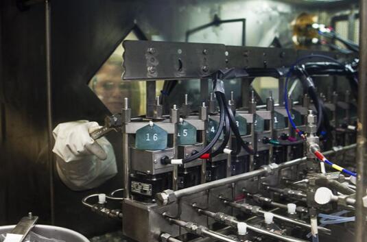 光谱传感器可以实时监控乏核燃料,以改善乏核燃料的回收利用