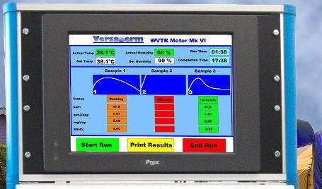 Versaperm推出蒸气渗透率检测仪,可有效控制有毒熏蒸气体的挥发速率