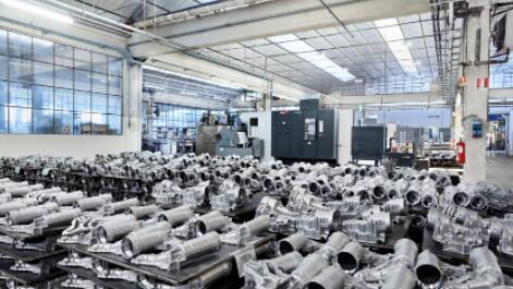 新型加工中心让铝铸造厂可以生产精加工的零件
