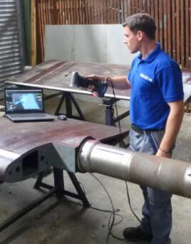 3D扫描仪和摄影测量仪在逆向工程项目中的应用