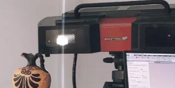 新型3D扫描仪:具有耐高温碳纤维外壳和可更换的灰尘过滤器
