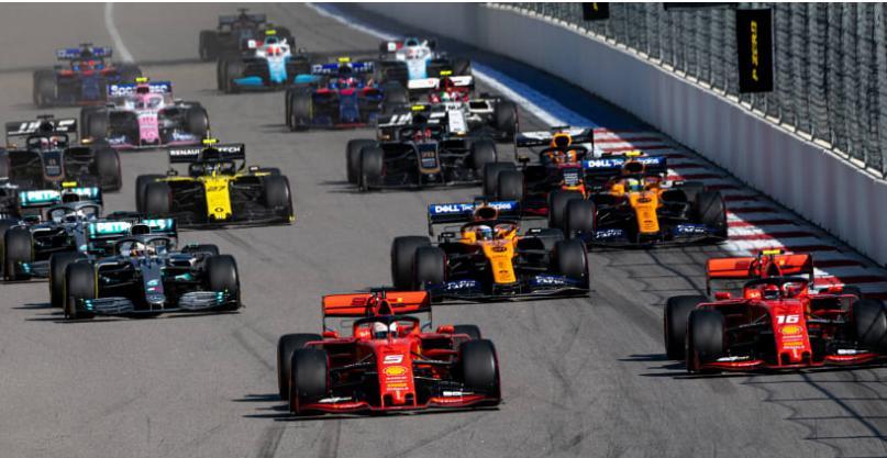 从香烟到云计算:科技如何接管F1比赛