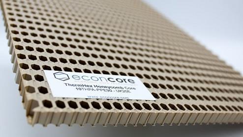 EconCore和SABIC开发基于PPE的耐热蜂窝芯 专为苛刻的应用而设计