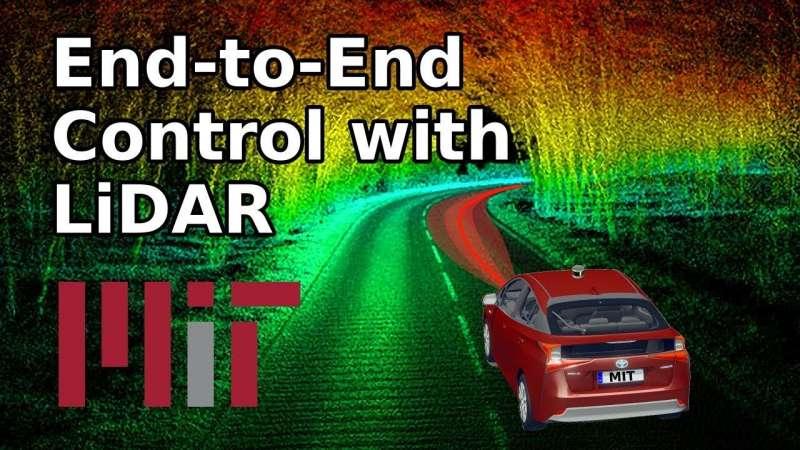 研究人员开发了更高效的自动驾驶汽车激光雷达
