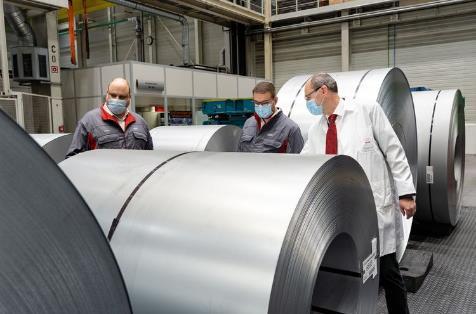 奥迪推出第二代钢卷润滑油Prelube II 变得更加可持续化