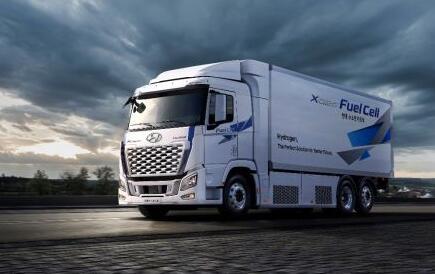 现代汽车全新升级氢燃料电池重卡 最大续航里程可达400公里