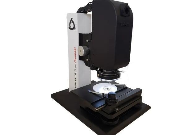 新型测量柱来了:可对所有类型的材料进行非接触式的测量