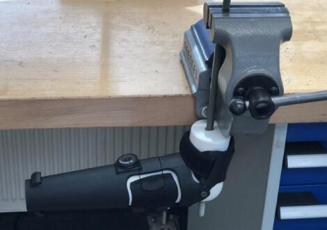 新型可3D打印的假肢卡槽,可按需定制假肢关节