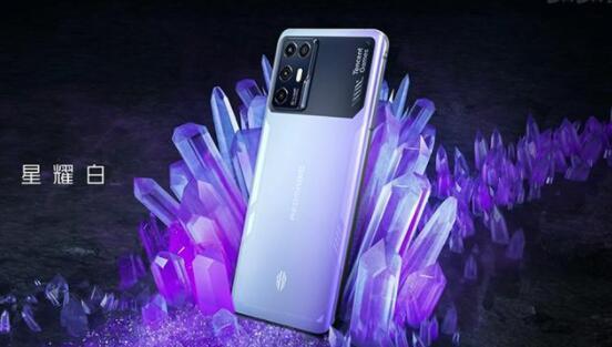 輕薄的紅魔 6R 手機正式發布,采用了全新的 ID 設計語音