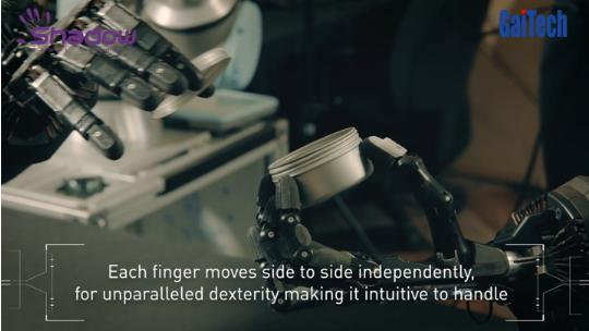 如果多了一双机械手,你会用来干嘛?