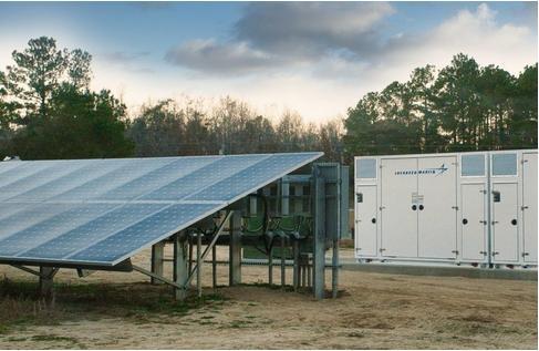 美国规划部署的太阳能发电设施的装机容量为462GW