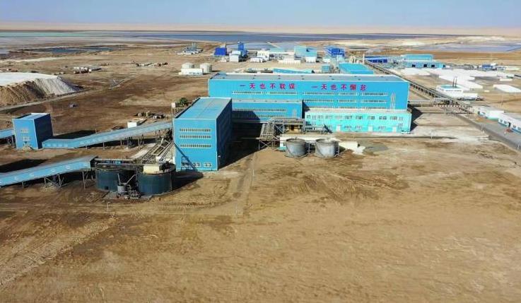 盐湖卤水提锂技术获重大突破 产能收率倍增节能减排明显
