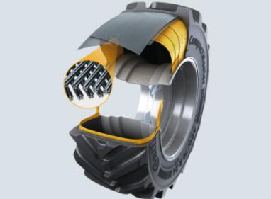 大陆集团推出新型装载机轮胎,提供更高的稳定性轮胎
