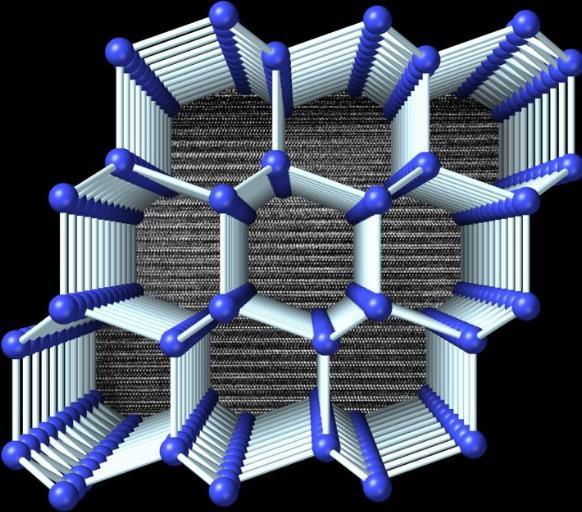 二號站登錄測速具有六邊形結構的新型硅晶體可以實現下一代電子和能源設備