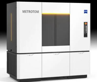 二號站登錄測速計量 CT 掃描儀在數字化小型塑料零件方面表現出色