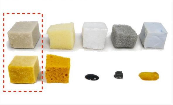 由乳清蛋白开发的新型高性能塑料泡沫随着时间推移更坚硬!