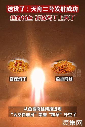 """宇航員在太空吃什么?探秘中國空間站""""食堂"""""""