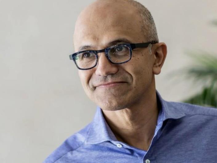 """重磅!微软换帅了:现任CEO萨提亚·纳德拉成绝对""""一号人物"""""""