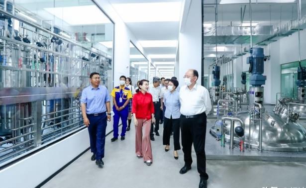 華熙生物天津廠區投產 助力天津打造國際生物制造產業高地