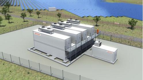 Bushveld公司在南非建设液流电池电解液生产设施