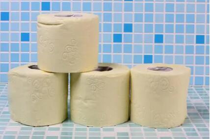 衛生紙到底是買黃的還是白的好呢?
