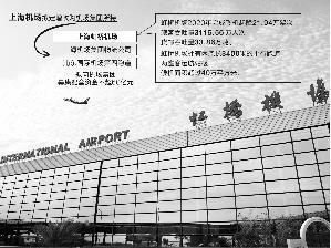 千億機場茅重大重組來了 置入虹橋機場等業務配套募資不超60億