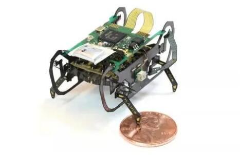 微執行器為構建新型半自主機器人鋪平了道路