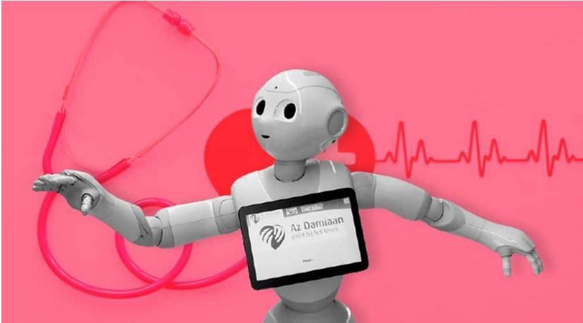 研究表明機器人醫生將很快提供醫療服務