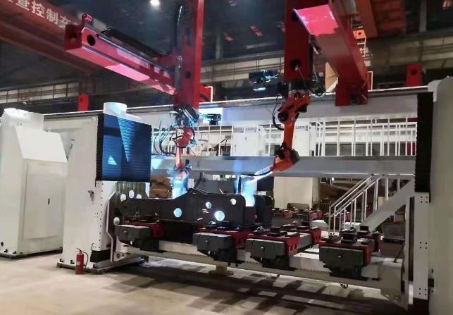 2021年中國工業機器人遠程前程,應用市場遍地開花