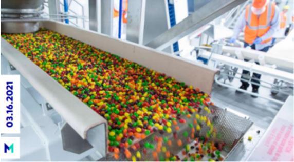 可降解塑料将催生千亿市场 彩虹糖将采用可降解包装